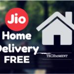 Jio sim free home delivery