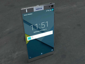 Upcoming NOKIA android smartphone rumored